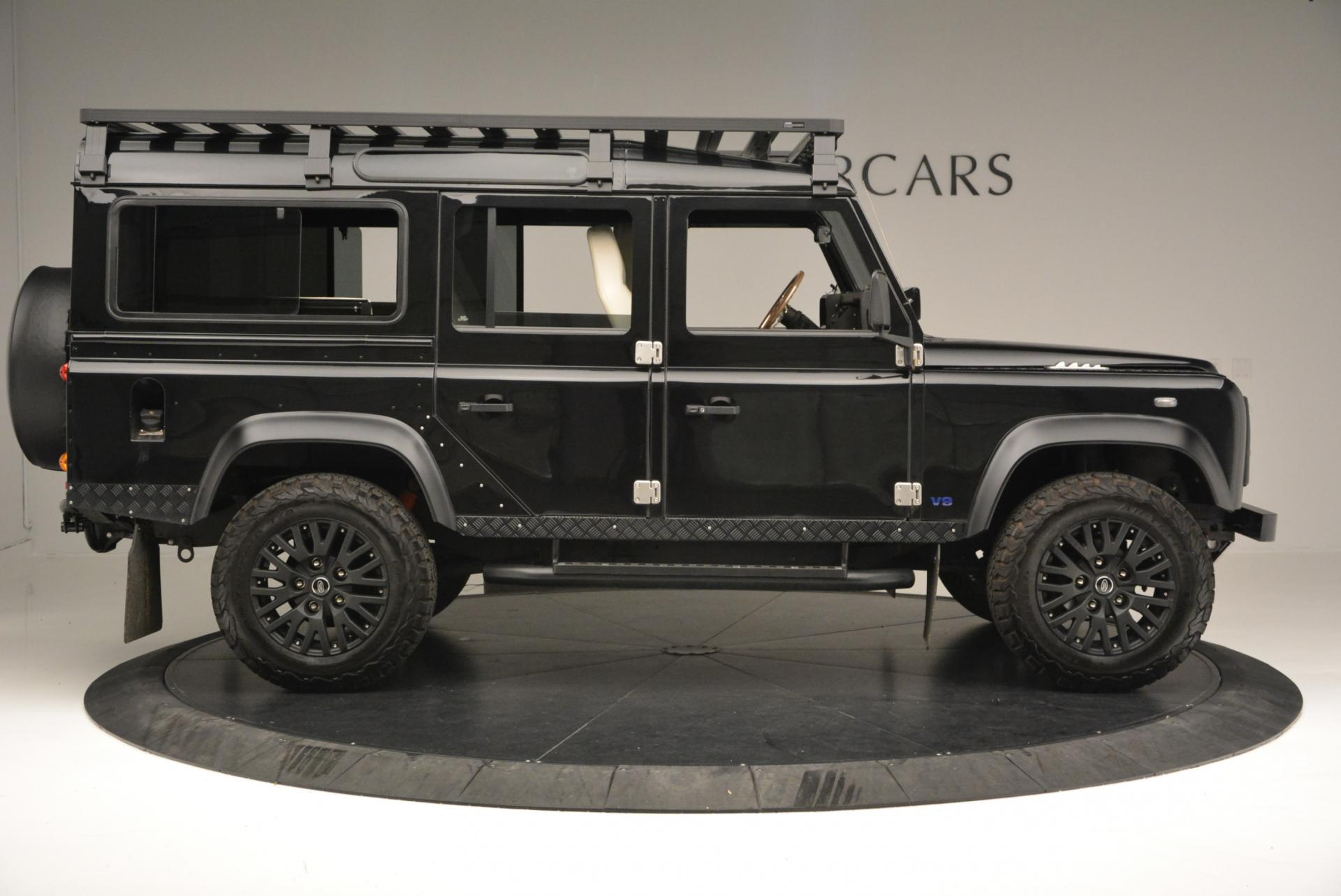 Used 1985 LAND ROVER Defender 110  For Sale In Greenwich, CT 120_p8