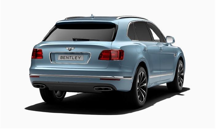 Used 2017 Bentley Bentayga  For Sale In Greenwich, CT 1200_p4