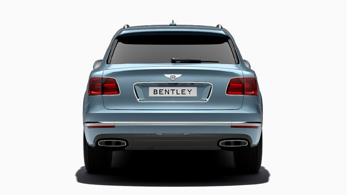 Used 2017 Bentley Bentayga  For Sale In Greenwich, CT 1200_p5