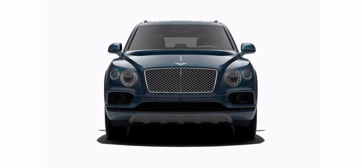 Used 2017 Bentley Bentayga W12 For Sale In Greenwich, CT 1201_p2