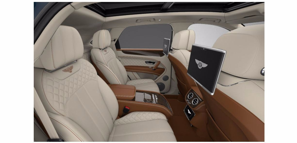 Used 2017 Bentley Bentayga W12 For Sale In Greenwich, CT 1201_p7