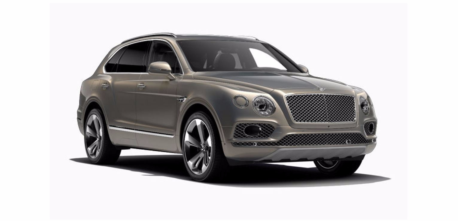 Used 2017 Bentley Bentayga W12 For Sale In Greenwich, CT 1203_main