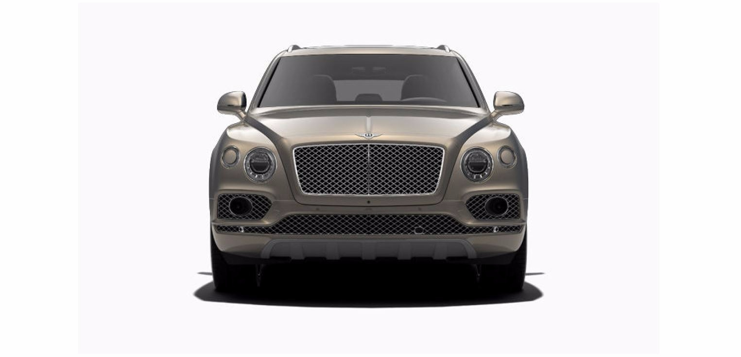 Used 2017 Bentley Bentayga W12 For Sale In Greenwich, CT 1203_p2