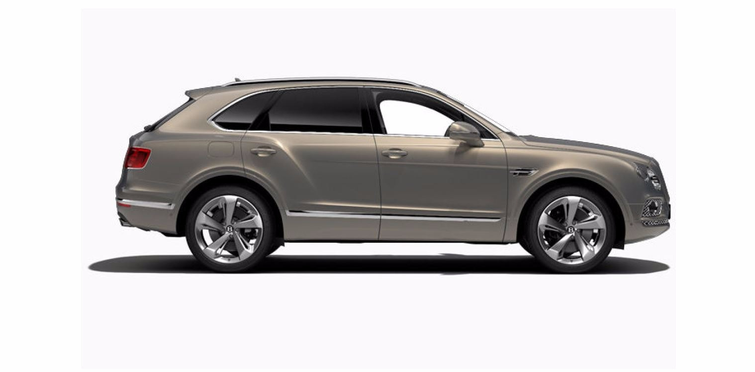 Used 2017 Bentley Bentayga W12 For Sale In Greenwich, CT 1203_p3