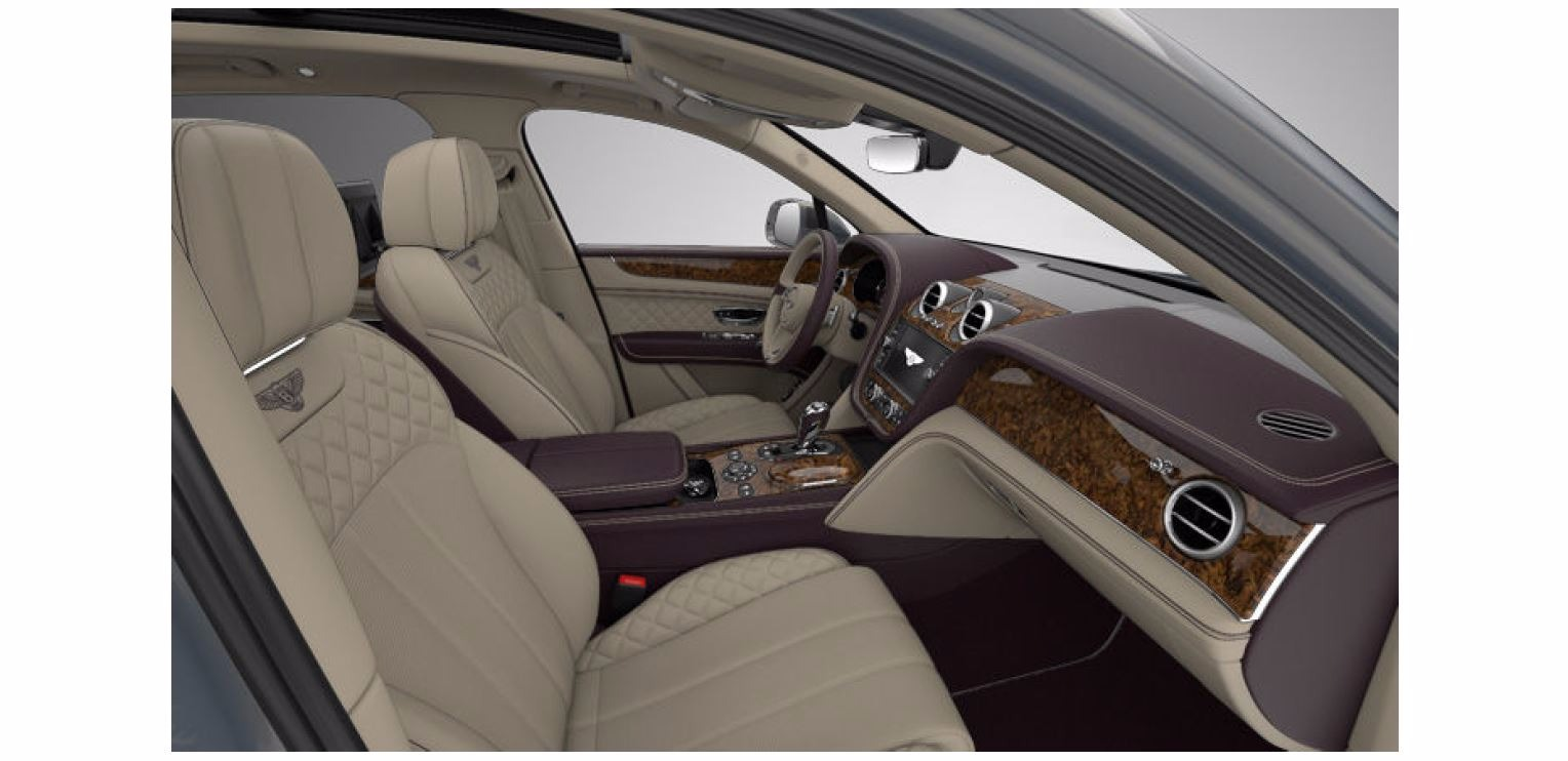 Used 2017 Bentley Bentayga W12 For Sale In Greenwich, CT 1203_p6