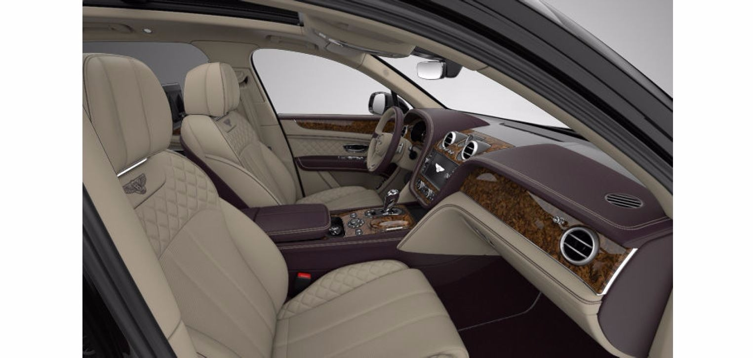 Used 2017 Bentley Bentayga W12 For Sale In Greenwich, CT 1204_p6