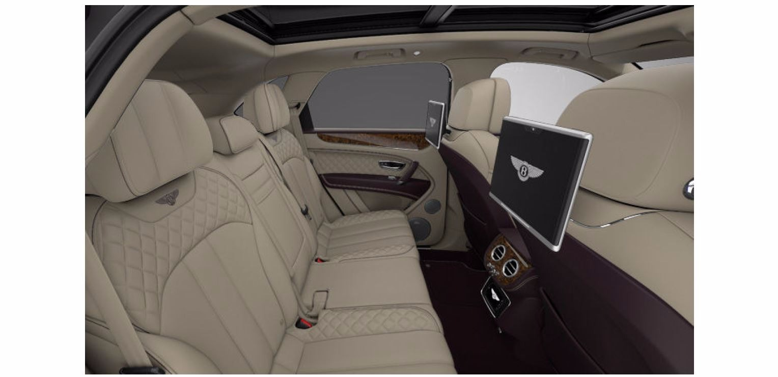 Used 2017 Bentley Bentayga W12 For Sale In Greenwich, CT 1204_p7