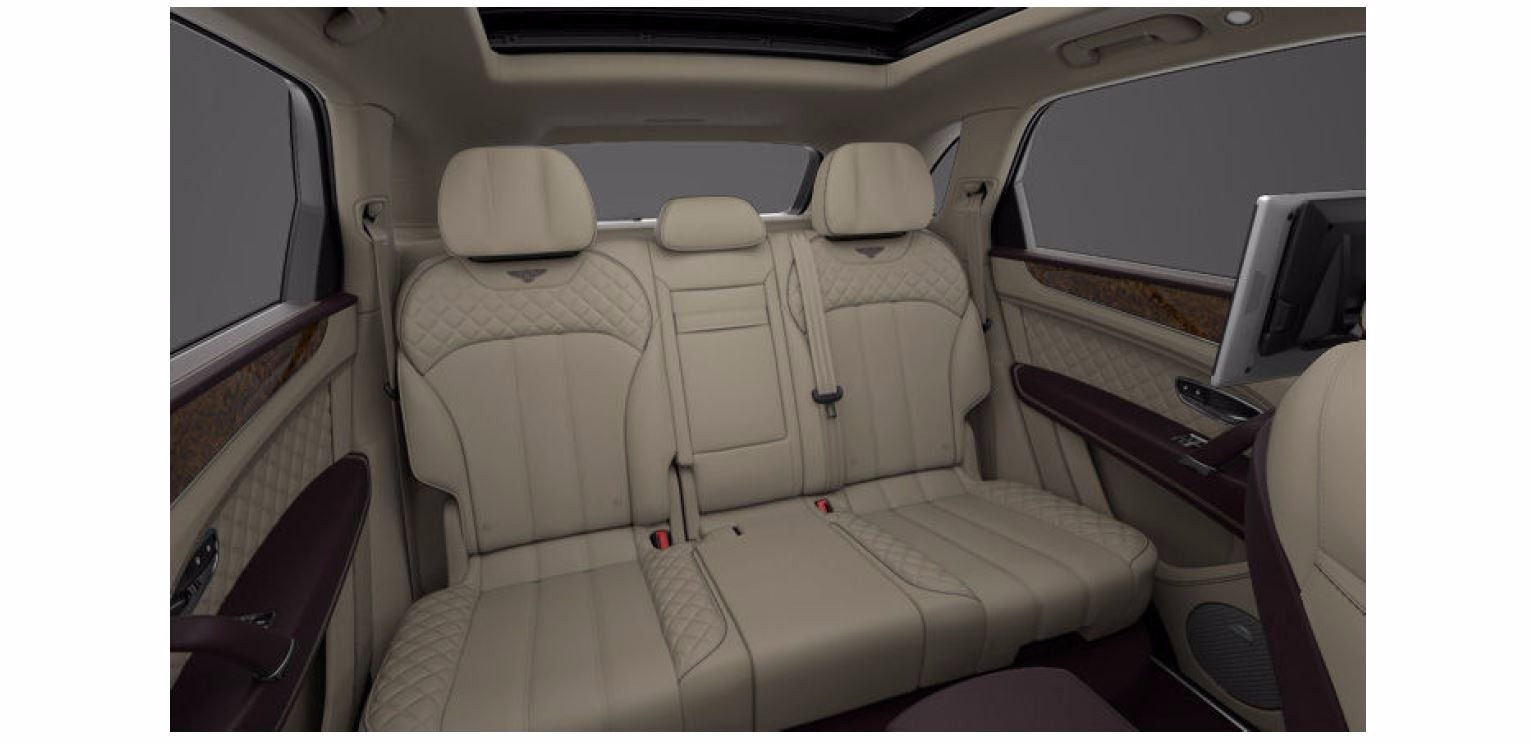 Used 2017 Bentley Bentayga W12 For Sale In Greenwich, CT 1204_p8