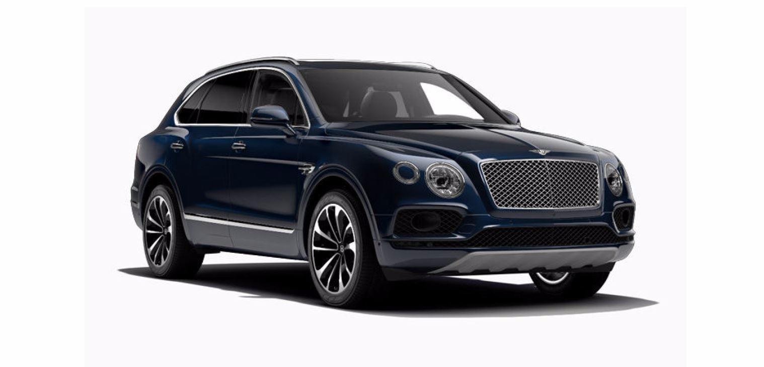 Used 2017 Bentley Bentayga W12 For Sale In Greenwich, CT 1205_main