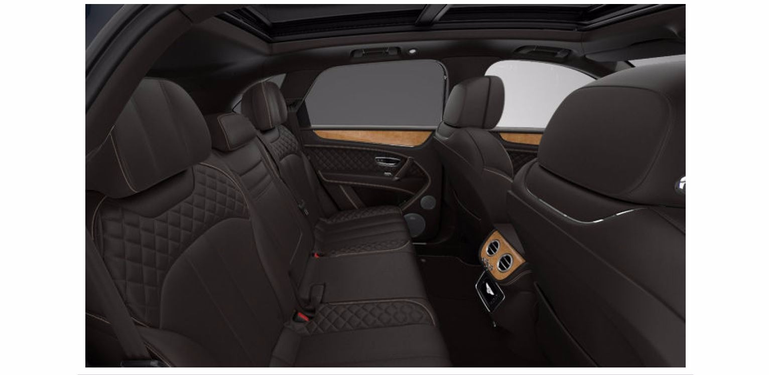 Used 2017 Bentley Bentayga W12 For Sale In Greenwich, CT 1205_p7
