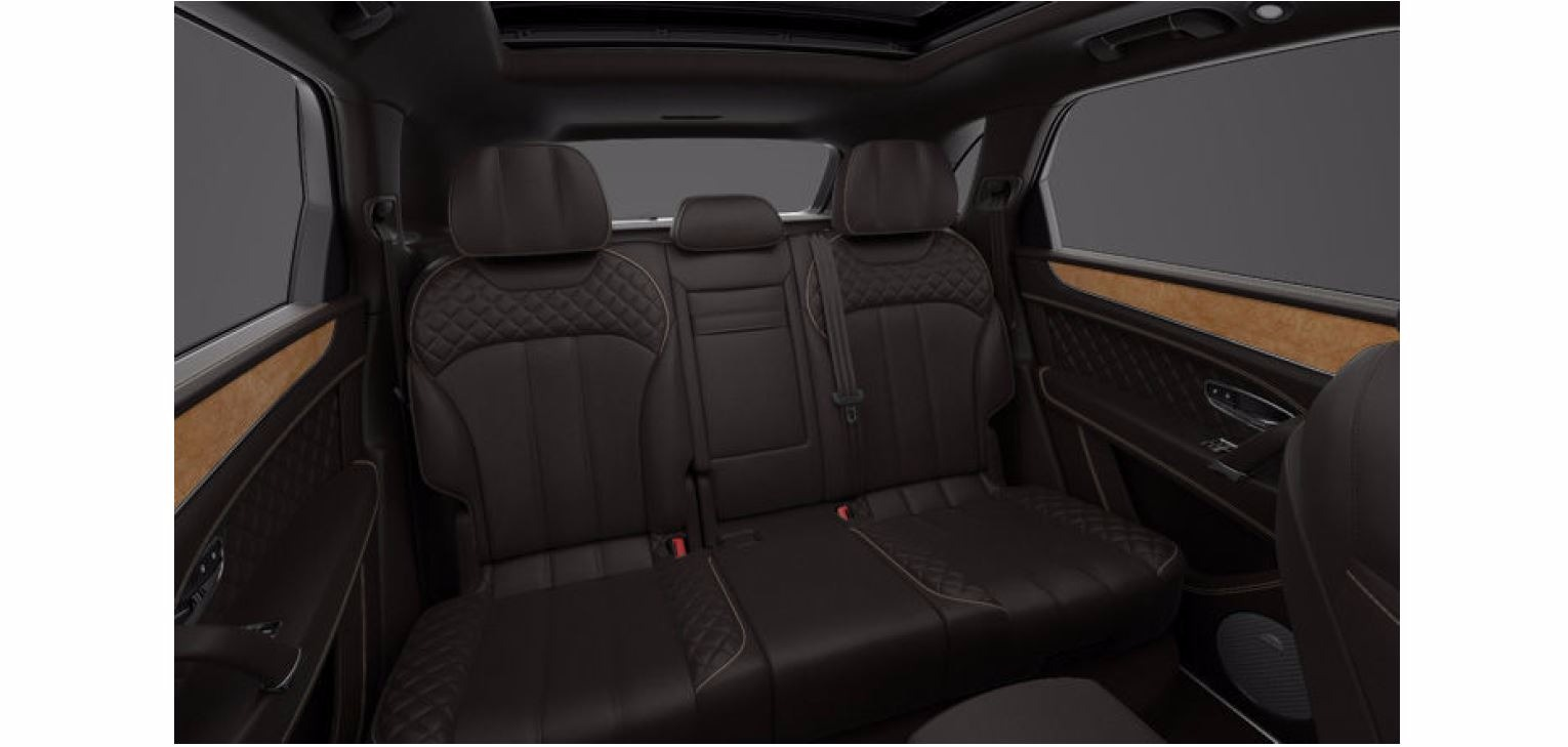 Used 2017 Bentley Bentayga W12 For Sale In Greenwich, CT 1205_p8