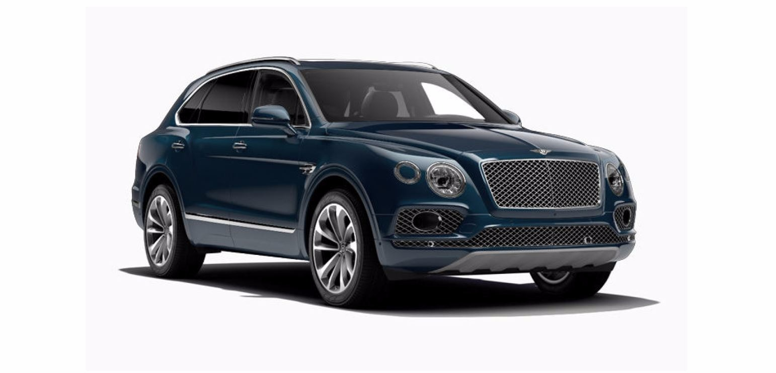 Used 2017 Bentley Bentayga W12 For Sale In Greenwich, CT 1206_main