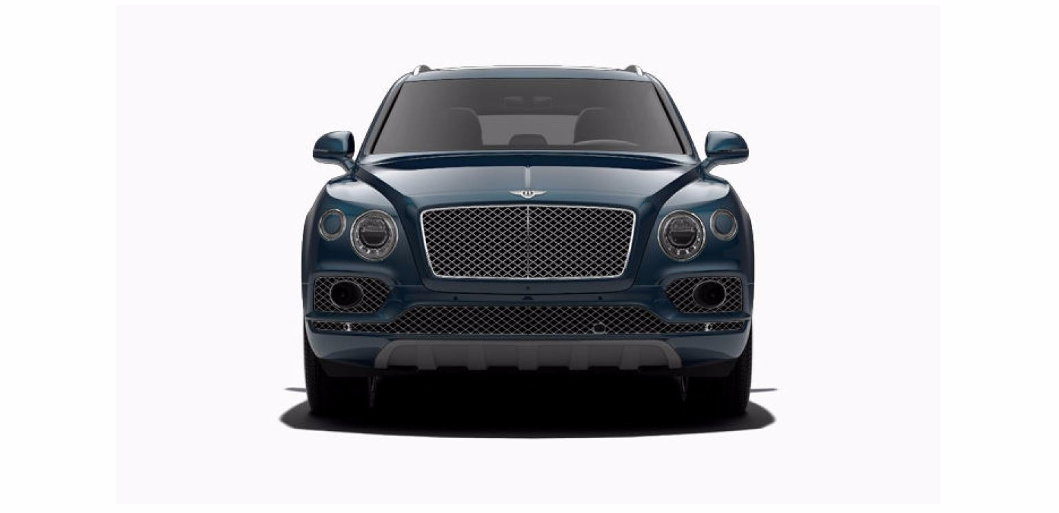 Used 2017 Bentley Bentayga W12 For Sale In Greenwich, CT 1206_p2