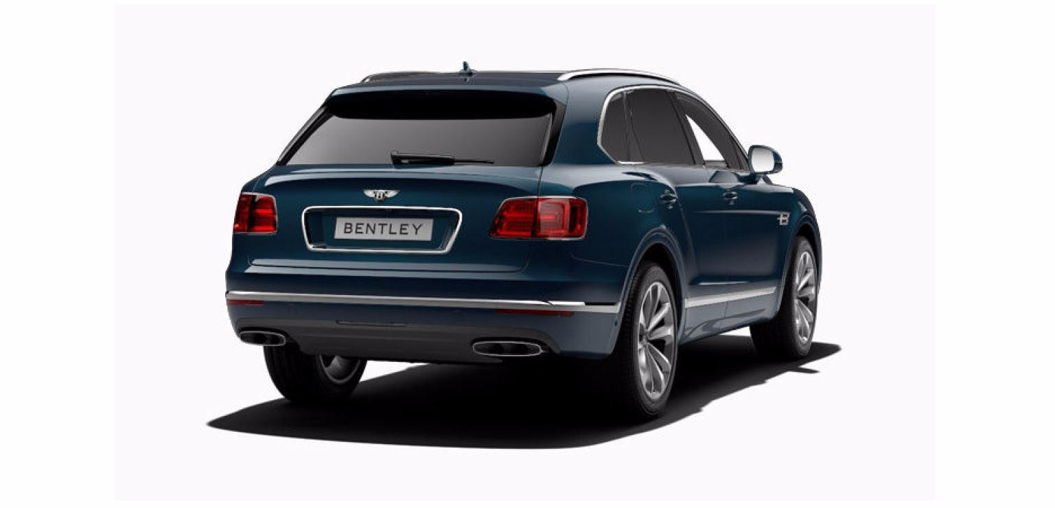 Used 2017 Bentley Bentayga W12 For Sale In Greenwich, CT 1206_p4