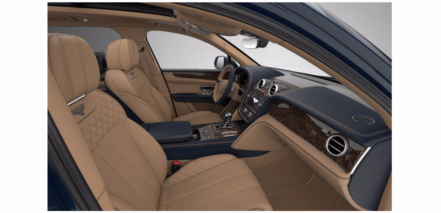 Used 2017 Bentley Bentayga W12 For Sale In Greenwich, CT 1206_p6