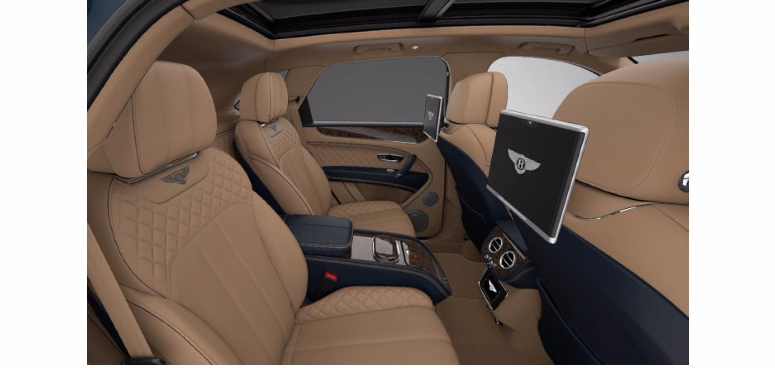 Used 2017 Bentley Bentayga W12 For Sale In Greenwich, CT 1206_p7