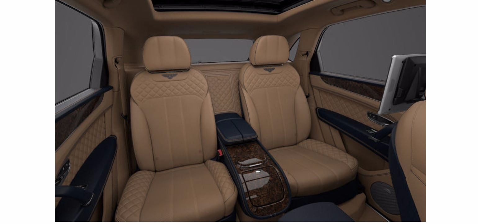 Used 2017 Bentley Bentayga W12 For Sale In Greenwich, CT 1206_p8