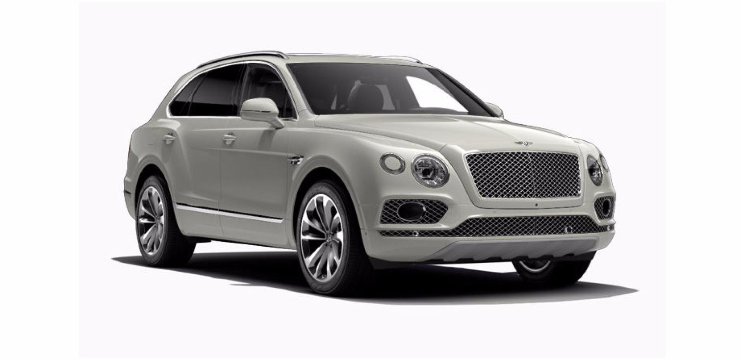Used 2017 Bentley Bentayga W12 For Sale In Greenwich, CT 1207_main