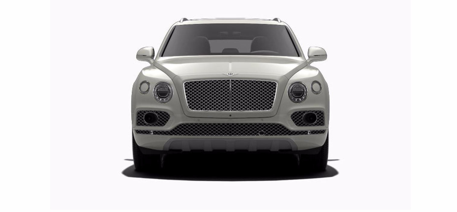 Used 2017 Bentley Bentayga W12 For Sale In Greenwich, CT 1207_p2