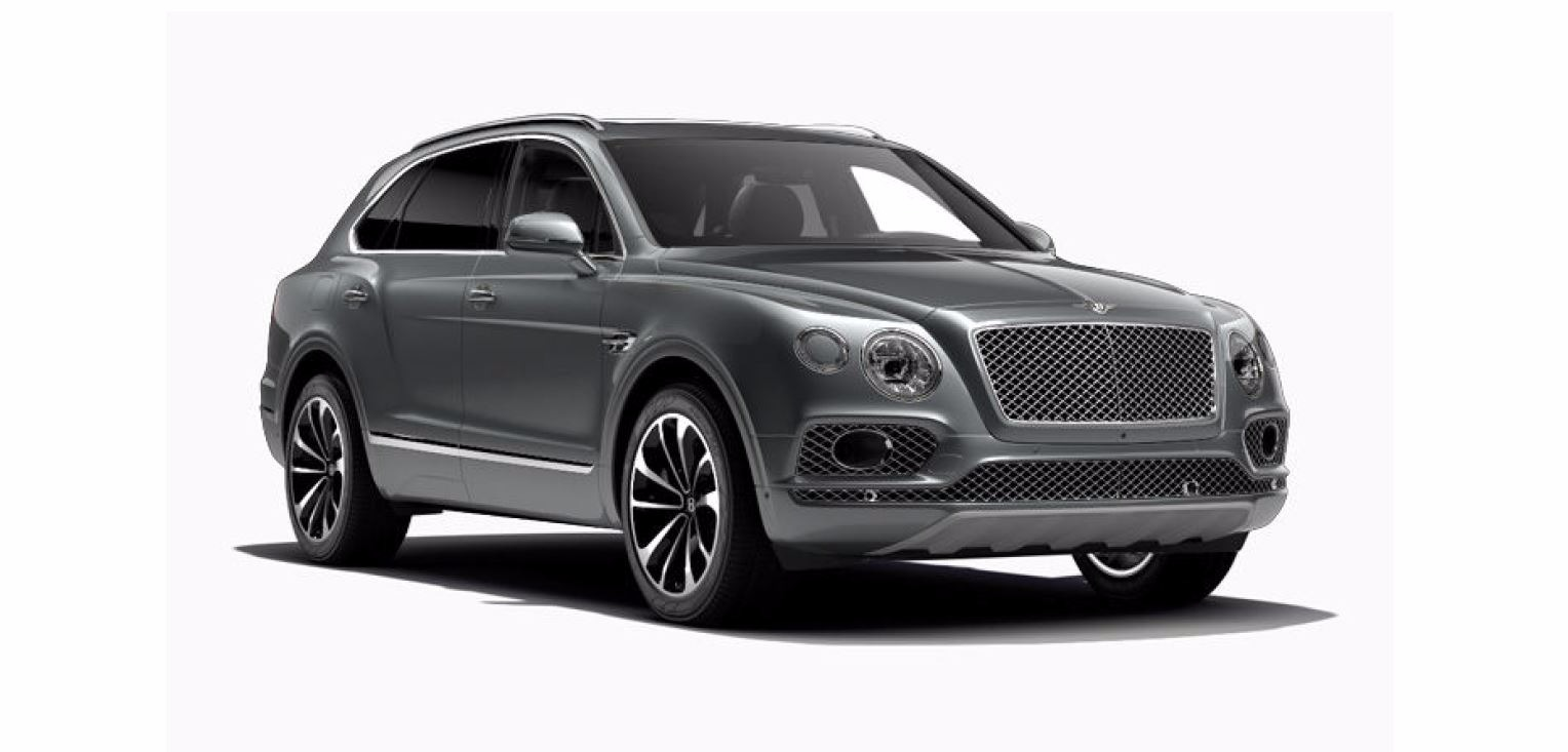 Used 2017 Bentley Bentayga W12 For Sale In Greenwich, CT 1208_main