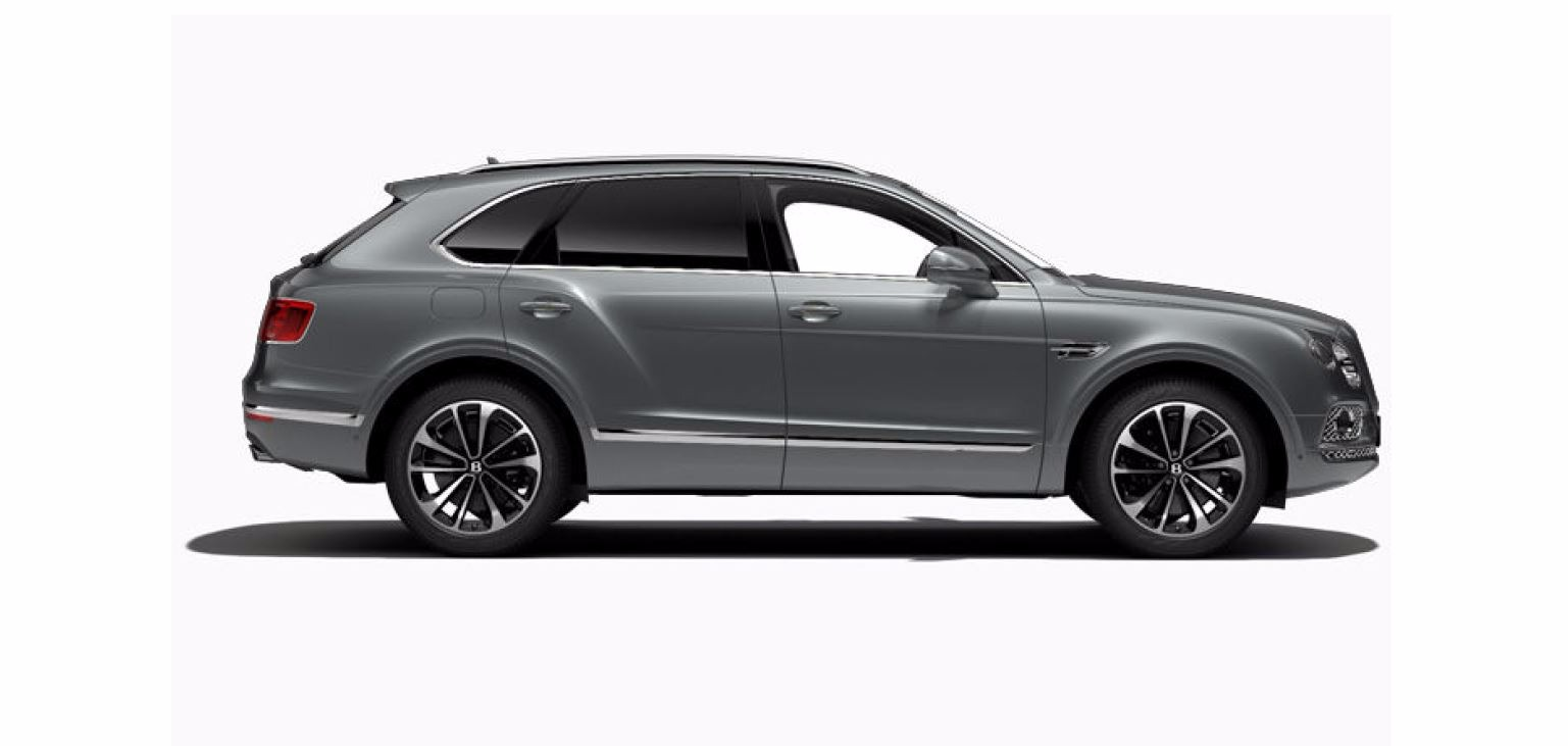 Used 2017 Bentley Bentayga W12 For Sale In Greenwich, CT 1208_p3