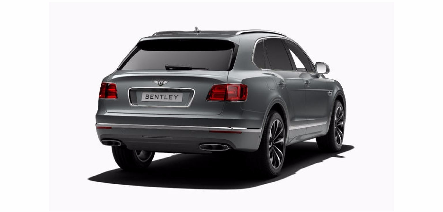 Used 2017 Bentley Bentayga W12 For Sale In Greenwich, CT 1208_p4