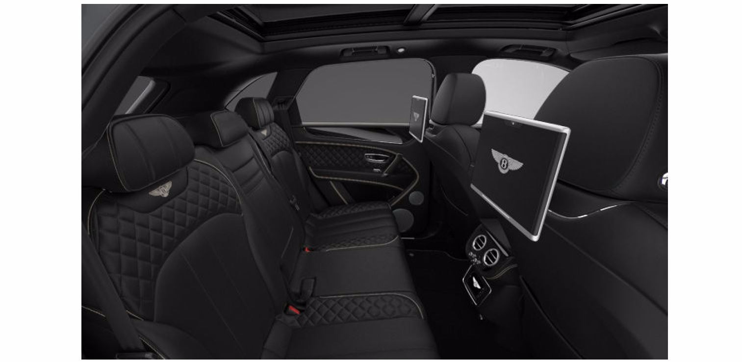 Used 2017 Bentley Bentayga W12 For Sale In Greenwich, CT 1208_p7