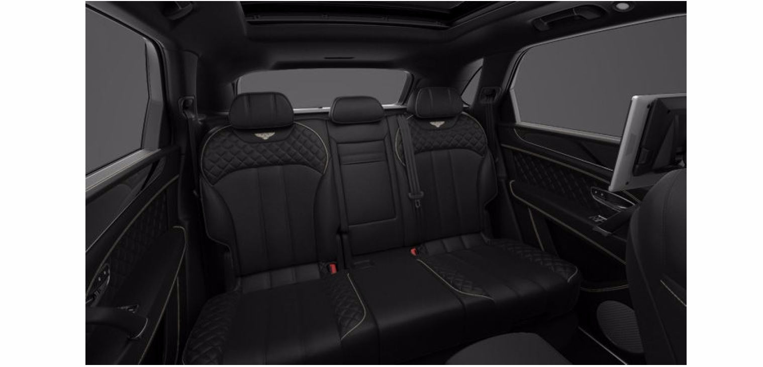 Used 2017 Bentley Bentayga W12 For Sale In Greenwich, CT 1208_p8