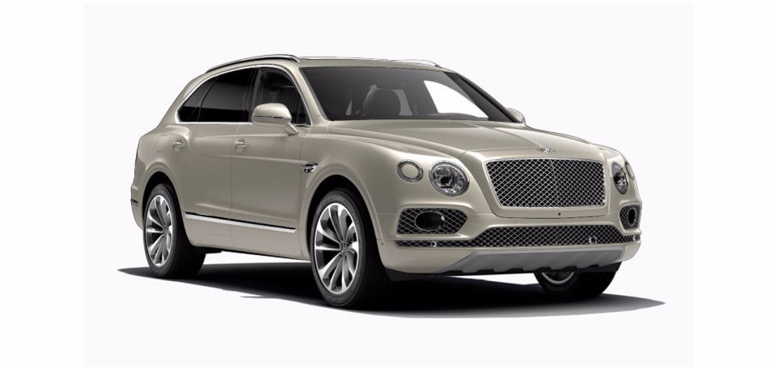 Used 2017 Bentley Bentayga W12 For Sale In Greenwich, CT 1209_main