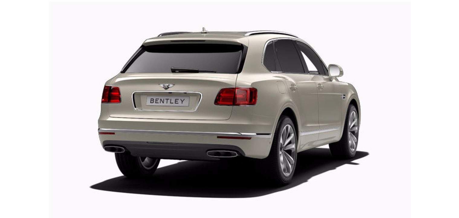Used 2017 Bentley Bentayga W12 For Sale In Greenwich, CT 1209_p4