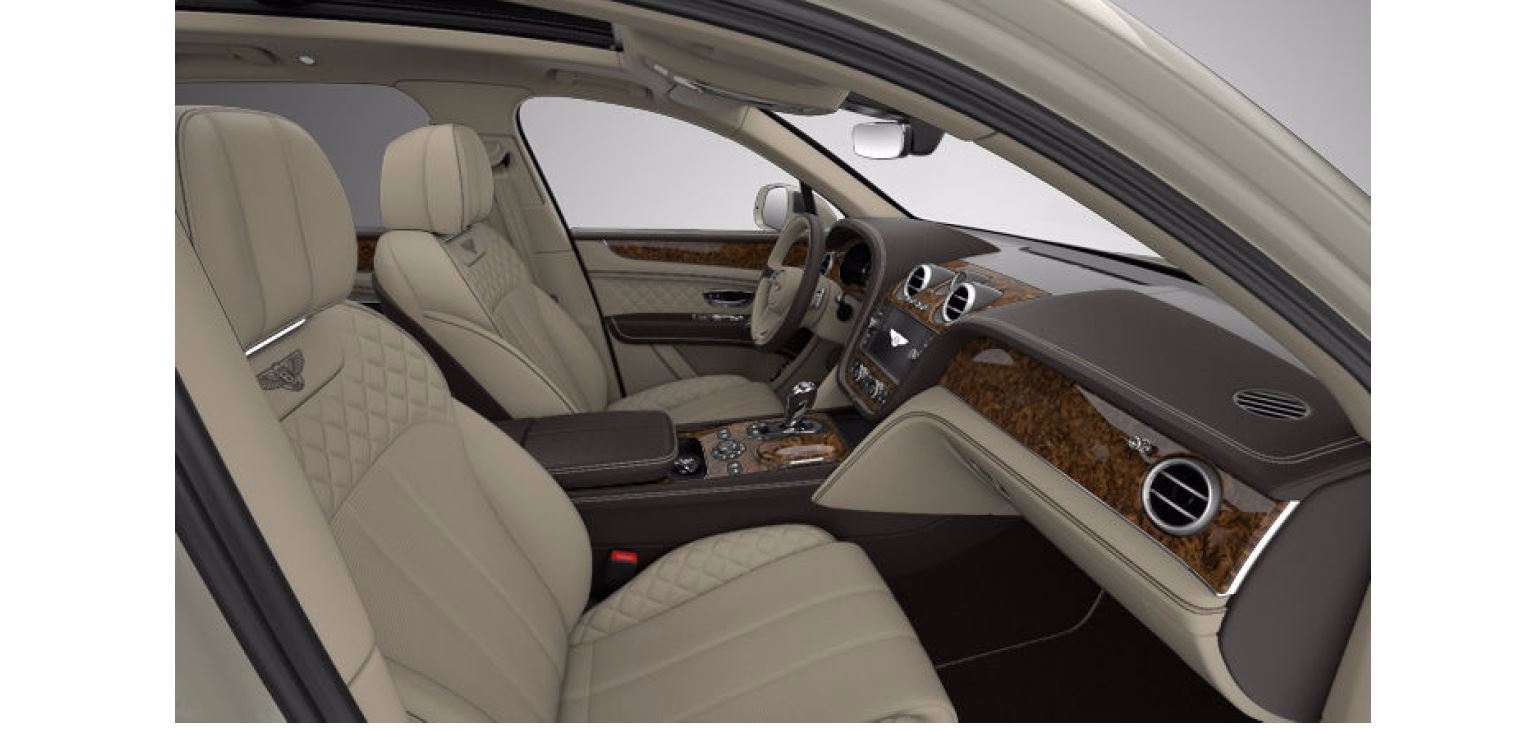 Used 2017 Bentley Bentayga W12 For Sale In Greenwich, CT 1209_p6