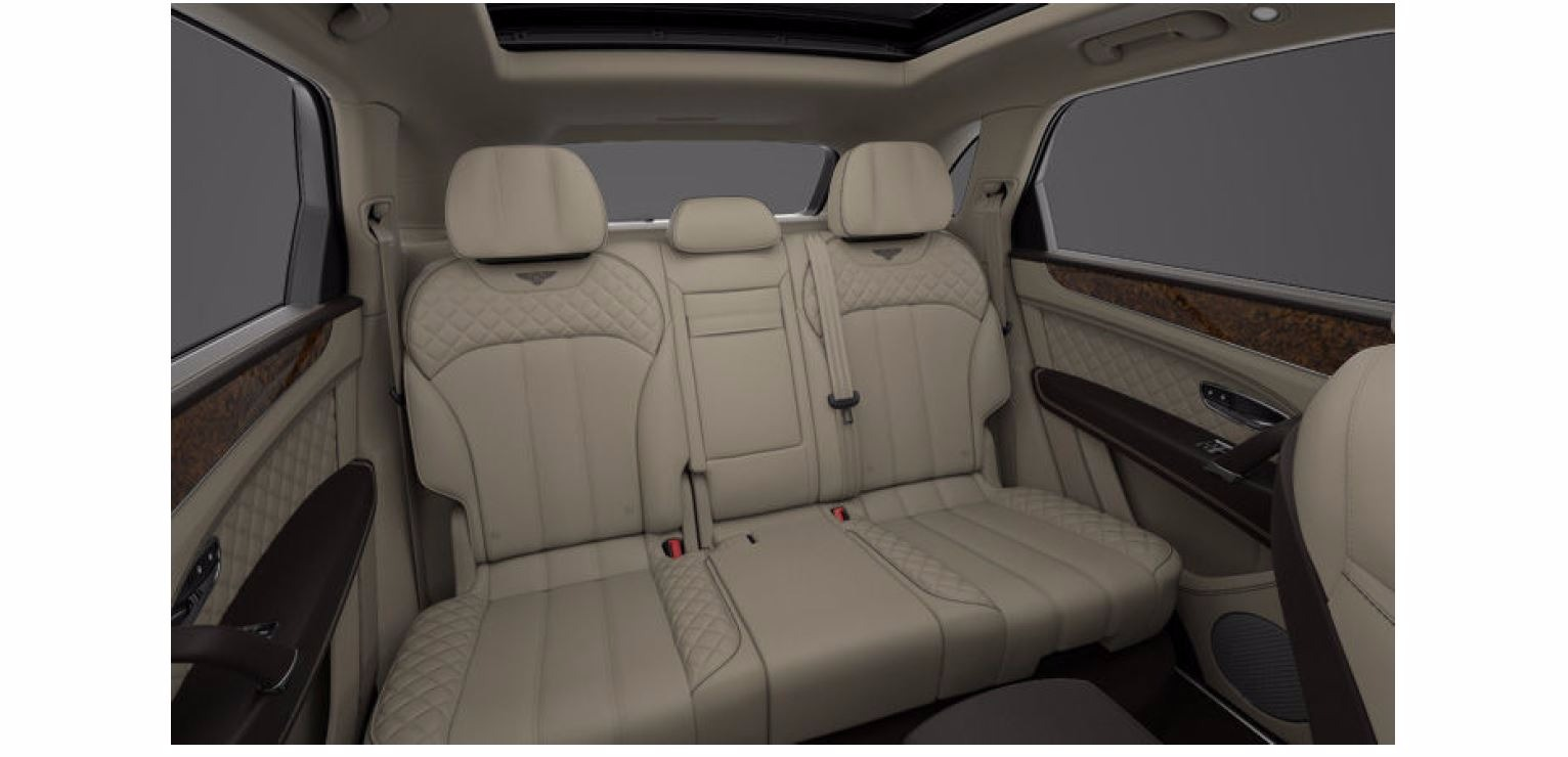 Used 2017 Bentley Bentayga W12 For Sale In Greenwich, CT 1209_p8