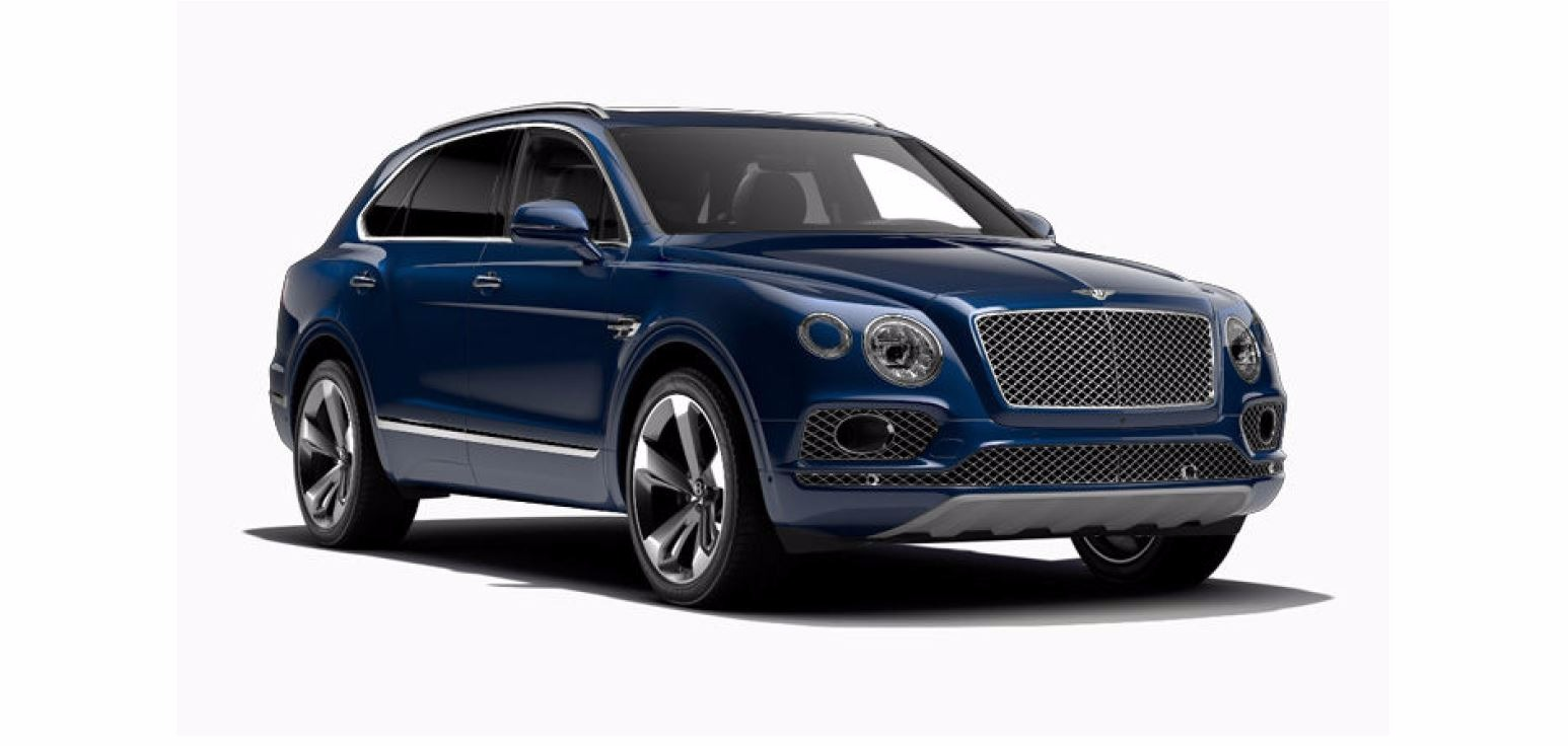 Used 2017 Bentley Bentayga W12 For Sale In Greenwich, CT 1210_main