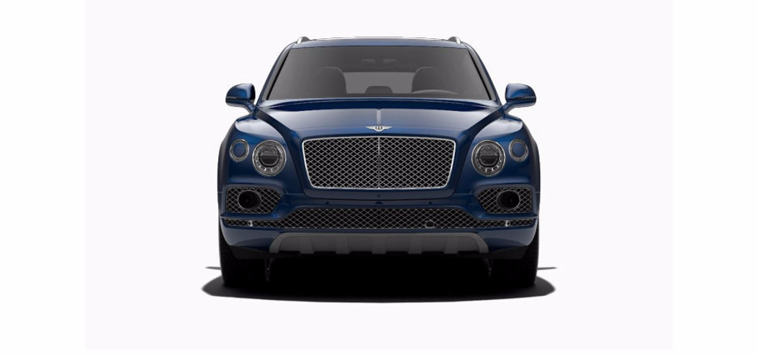 Used 2017 Bentley Bentayga W12 For Sale In Greenwich, CT 1210_p2