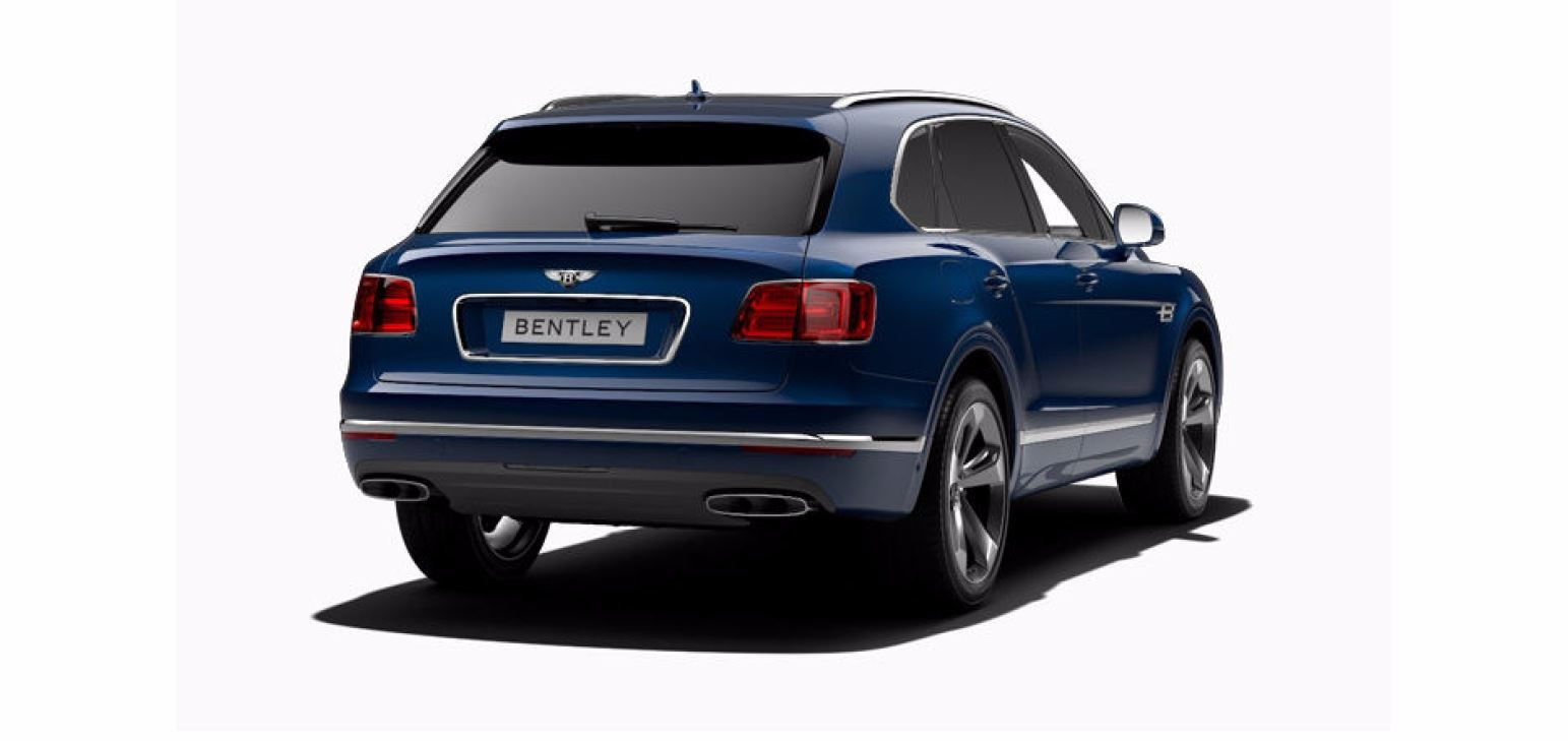 Used 2017 Bentley Bentayga W12 For Sale In Greenwich, CT 1210_p4