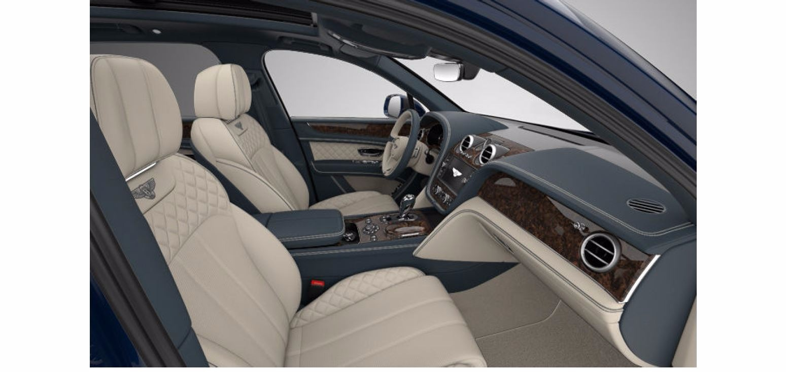 Used 2017 Bentley Bentayga W12 For Sale In Greenwich, CT 1210_p6
