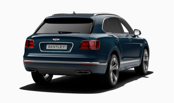 Used 2017 Bentley Bentayga  For Sale In Greenwich, CT 1213_p4