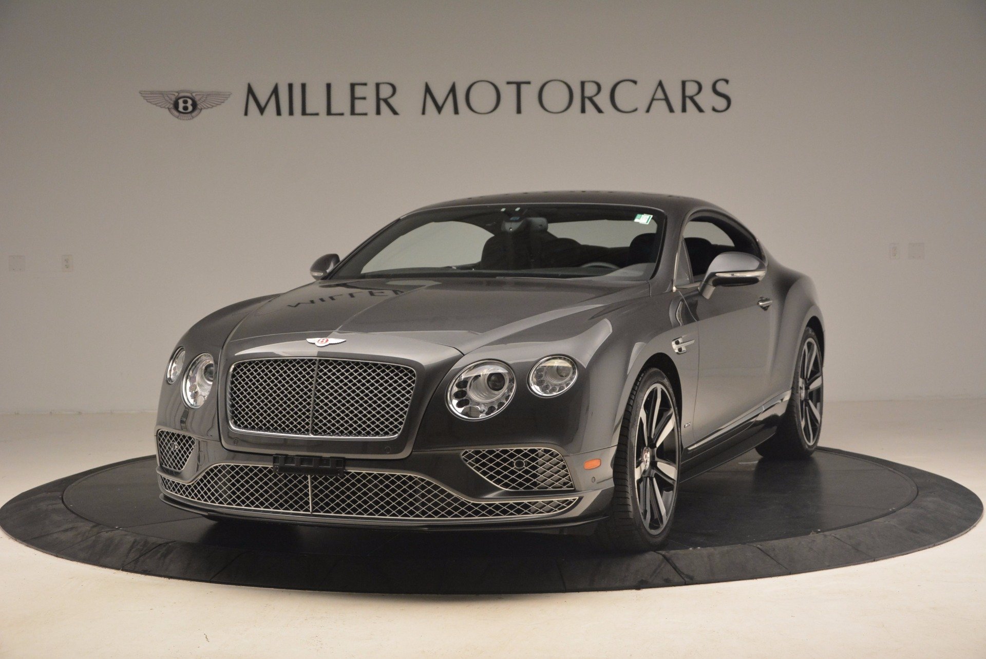 Used 2016 Bentley Continental GT V8 S For Sale In Greenwich, CT 1214_main