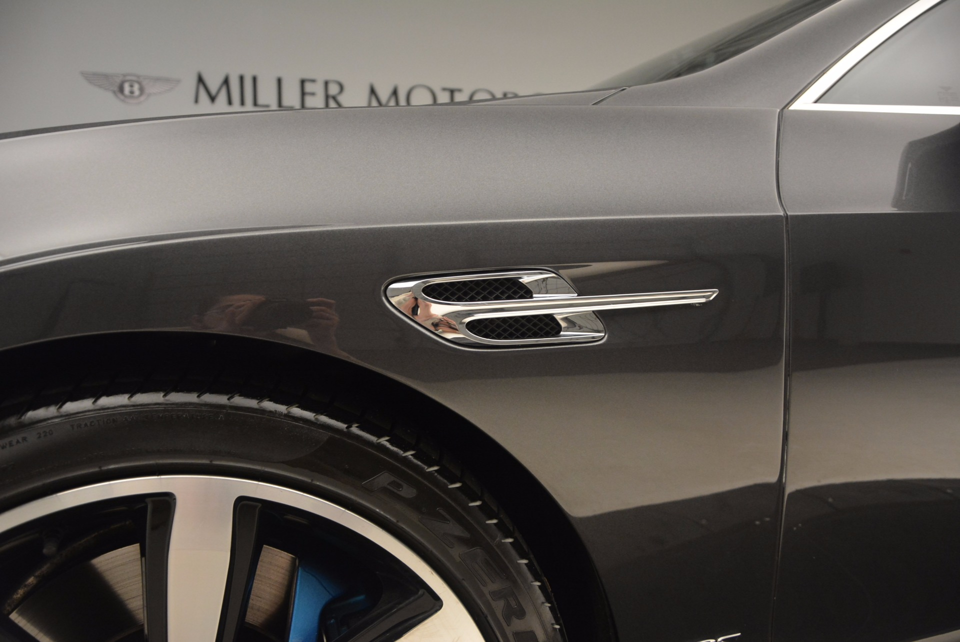 Used 2016 Bentley Continental GT V8 S For Sale In Greenwich, CT 1214_p21