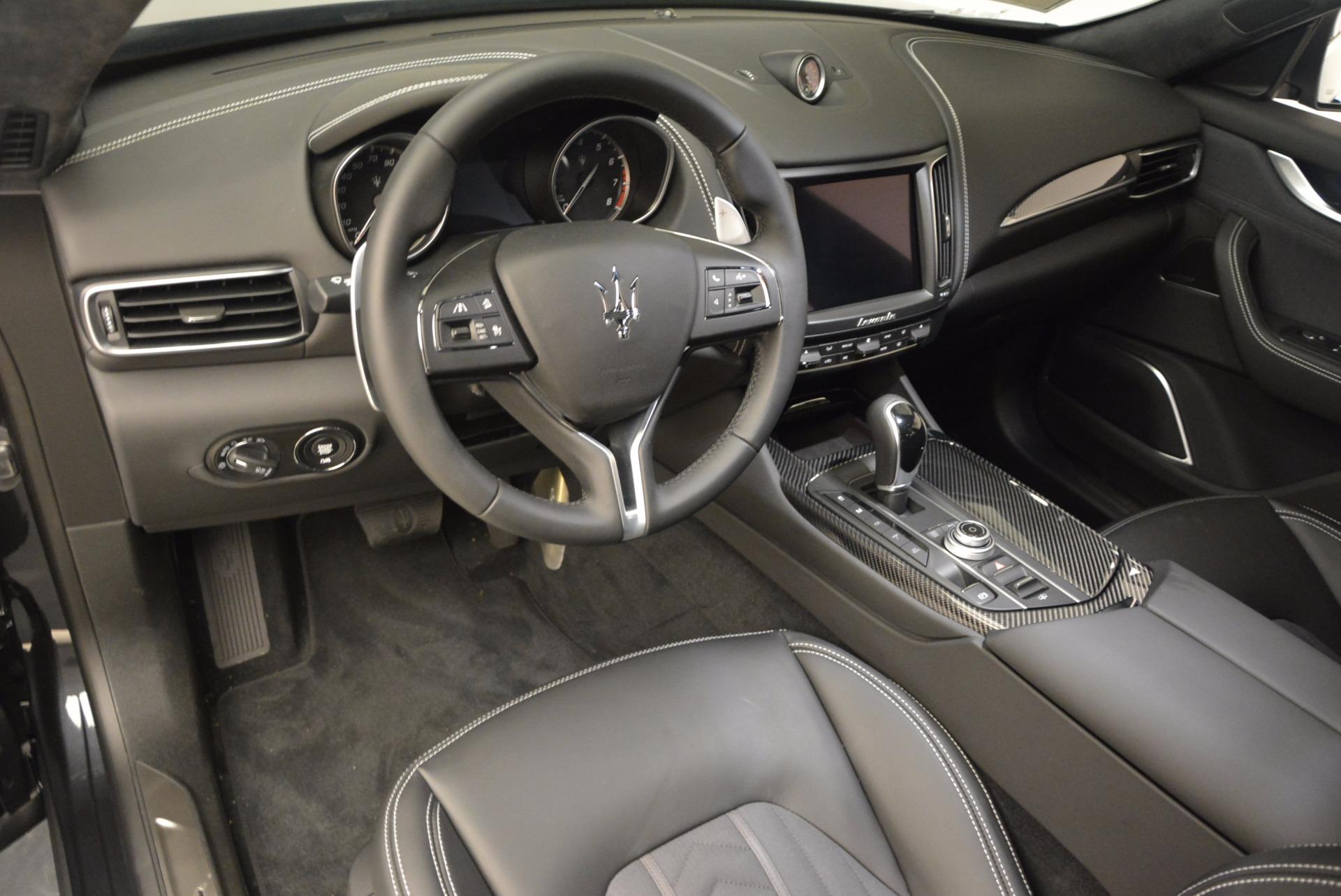 New 2017 Maserati Levante S For Sale In Greenwich, CT 1215_p13