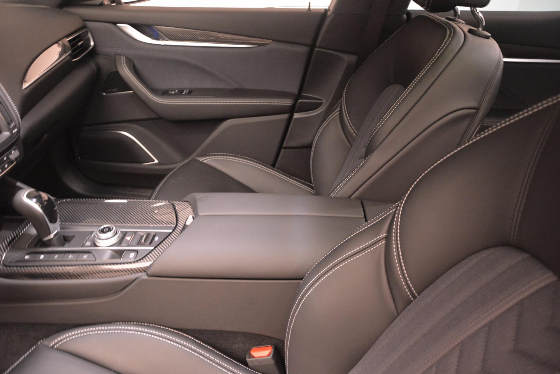 New 2017 Maserati Levante S For Sale In Greenwich, CT 1215_p14