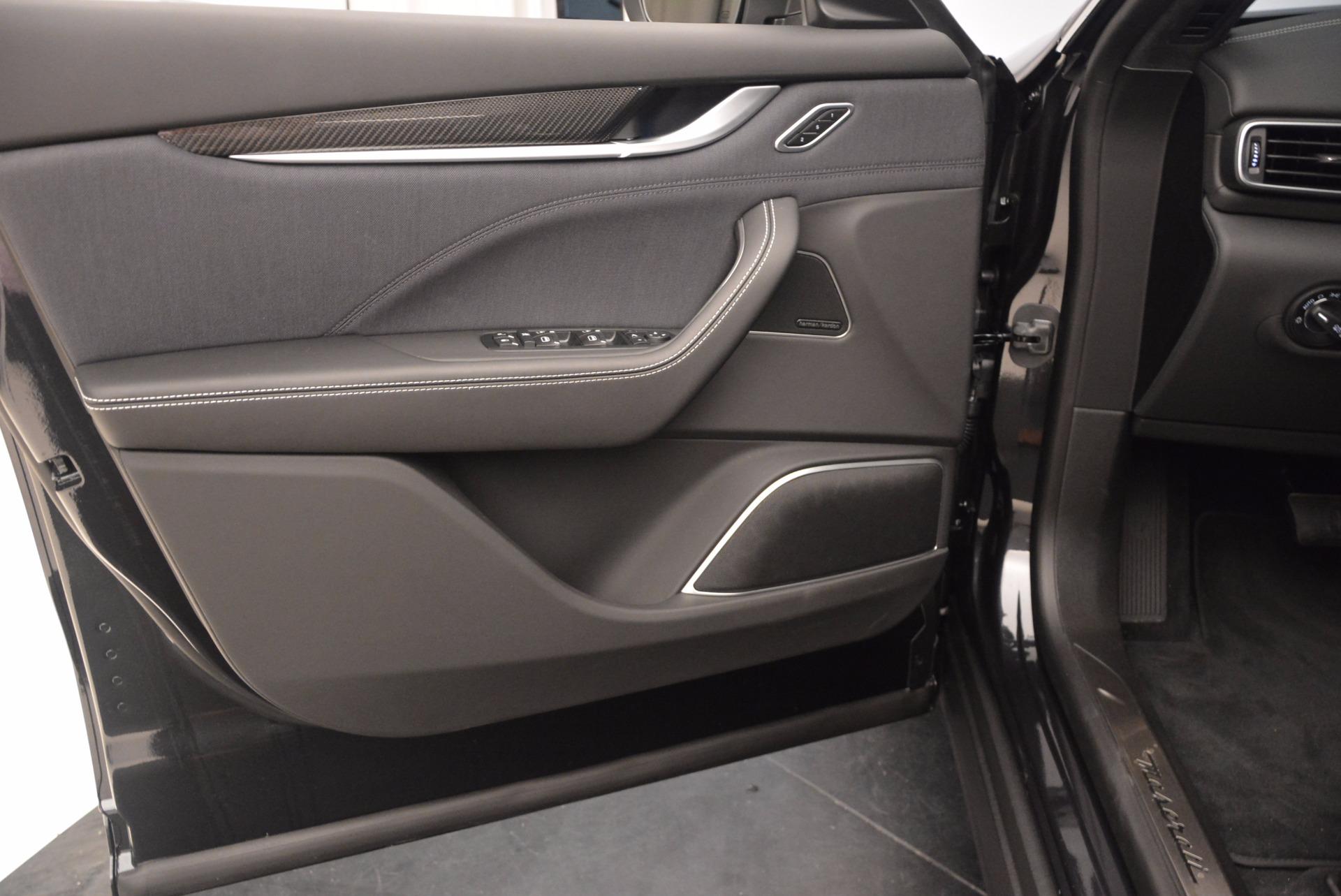 New 2017 Maserati Levante S For Sale In Greenwich, CT 1215_p16