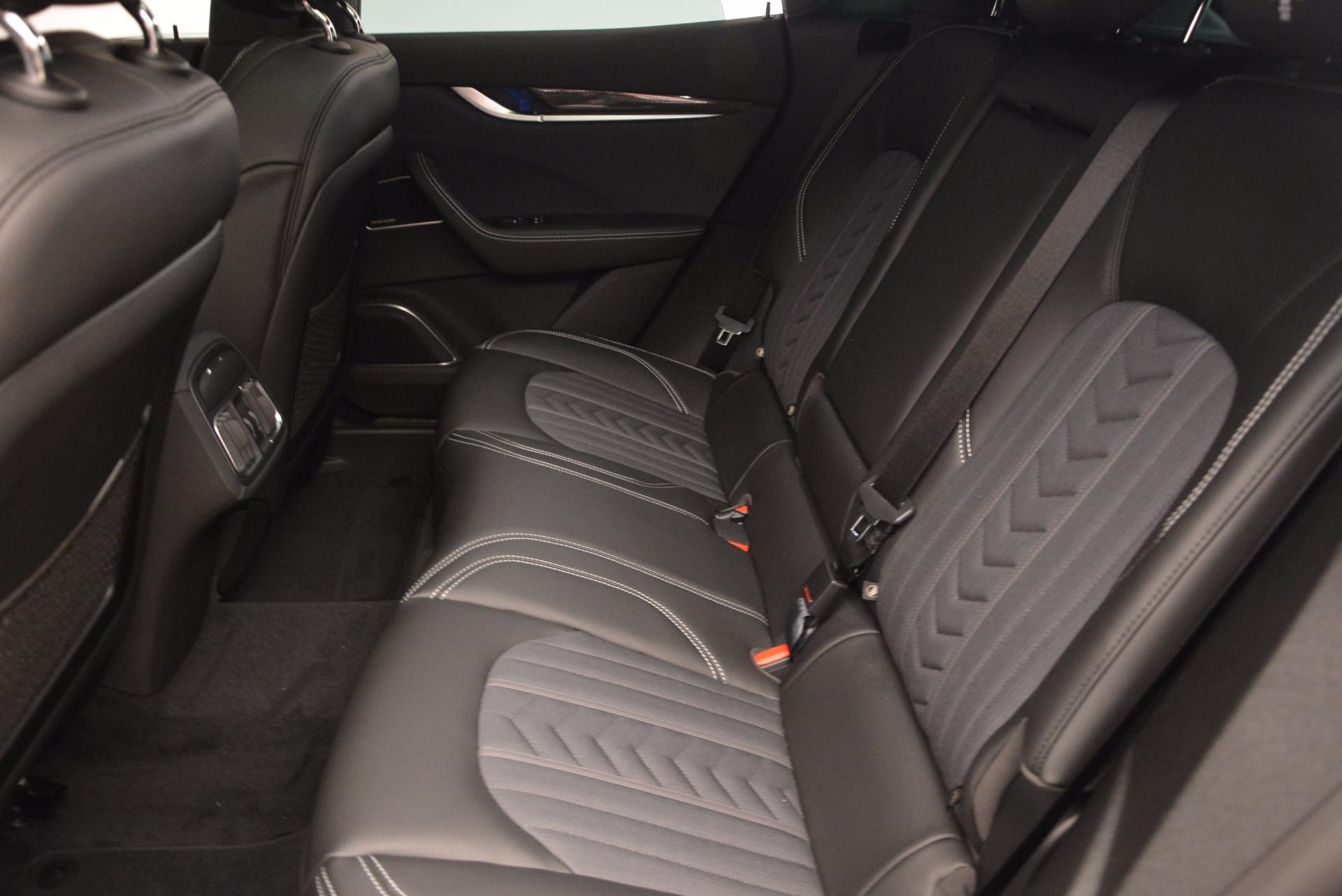 New 2017 Maserati Levante S For Sale In Greenwich, CT 1215_p18