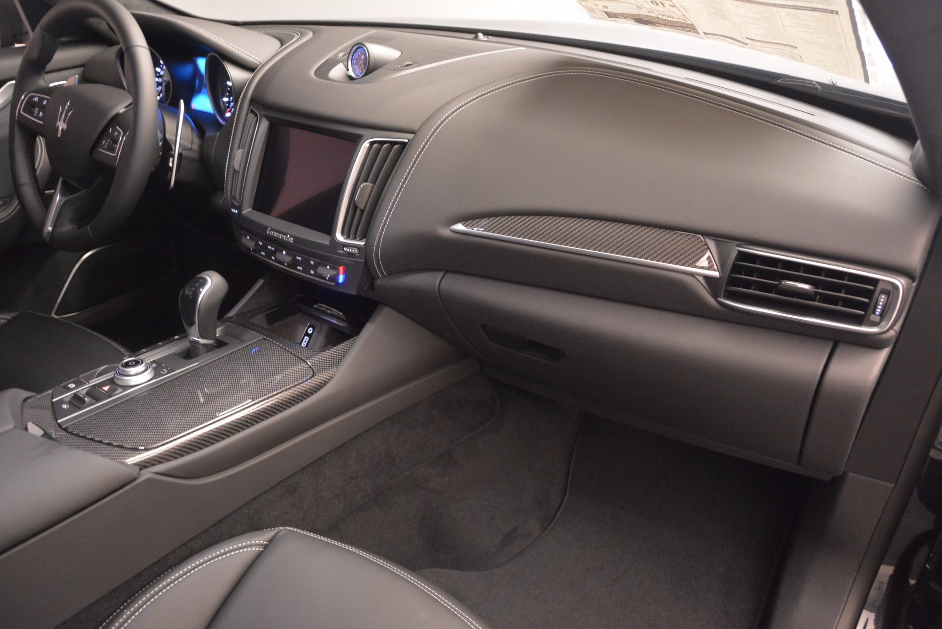 New 2017 Maserati Levante S For Sale In Greenwich, CT 1215_p20