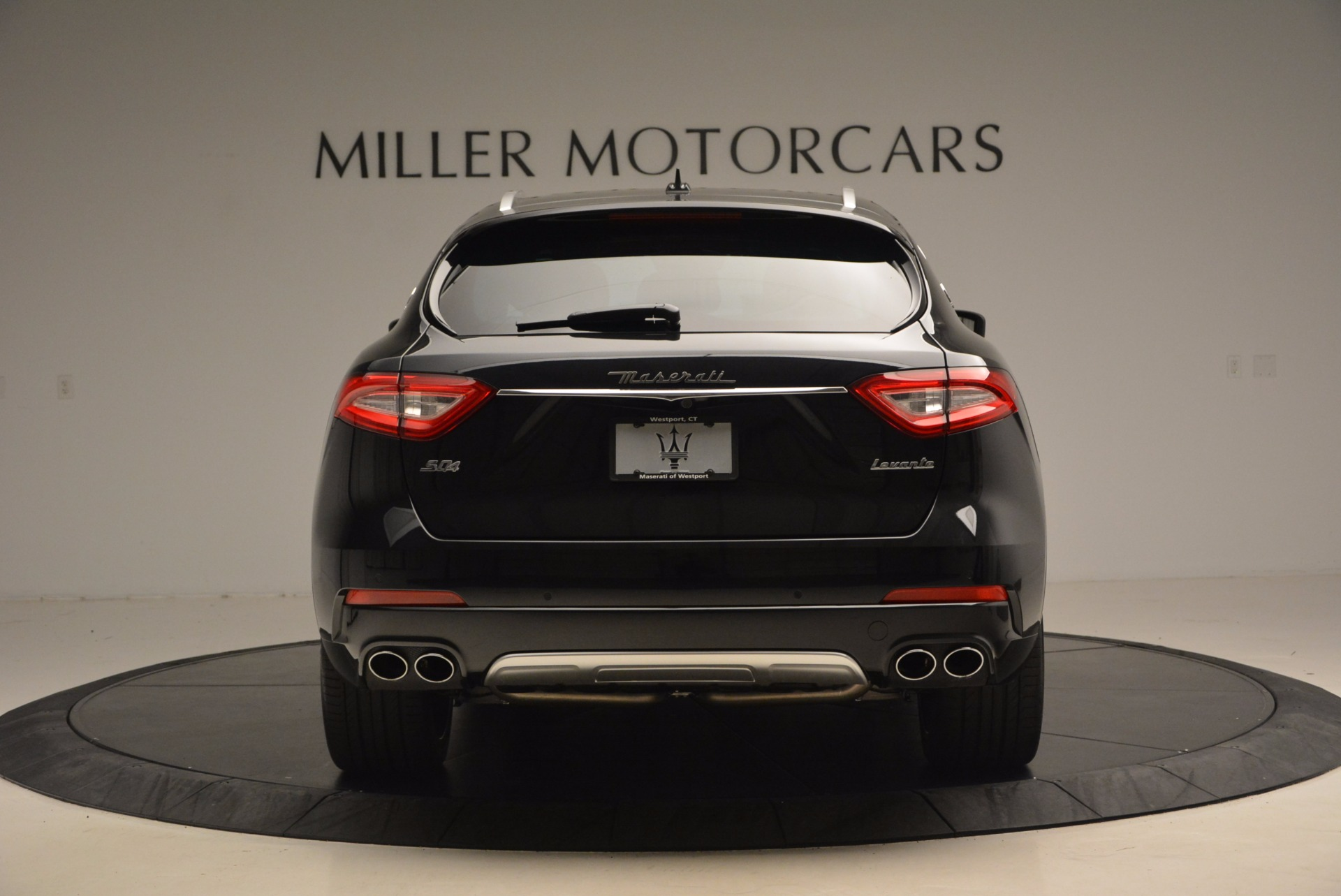 New 2017 Maserati Levante S For Sale In Greenwich, CT 1215_p6
