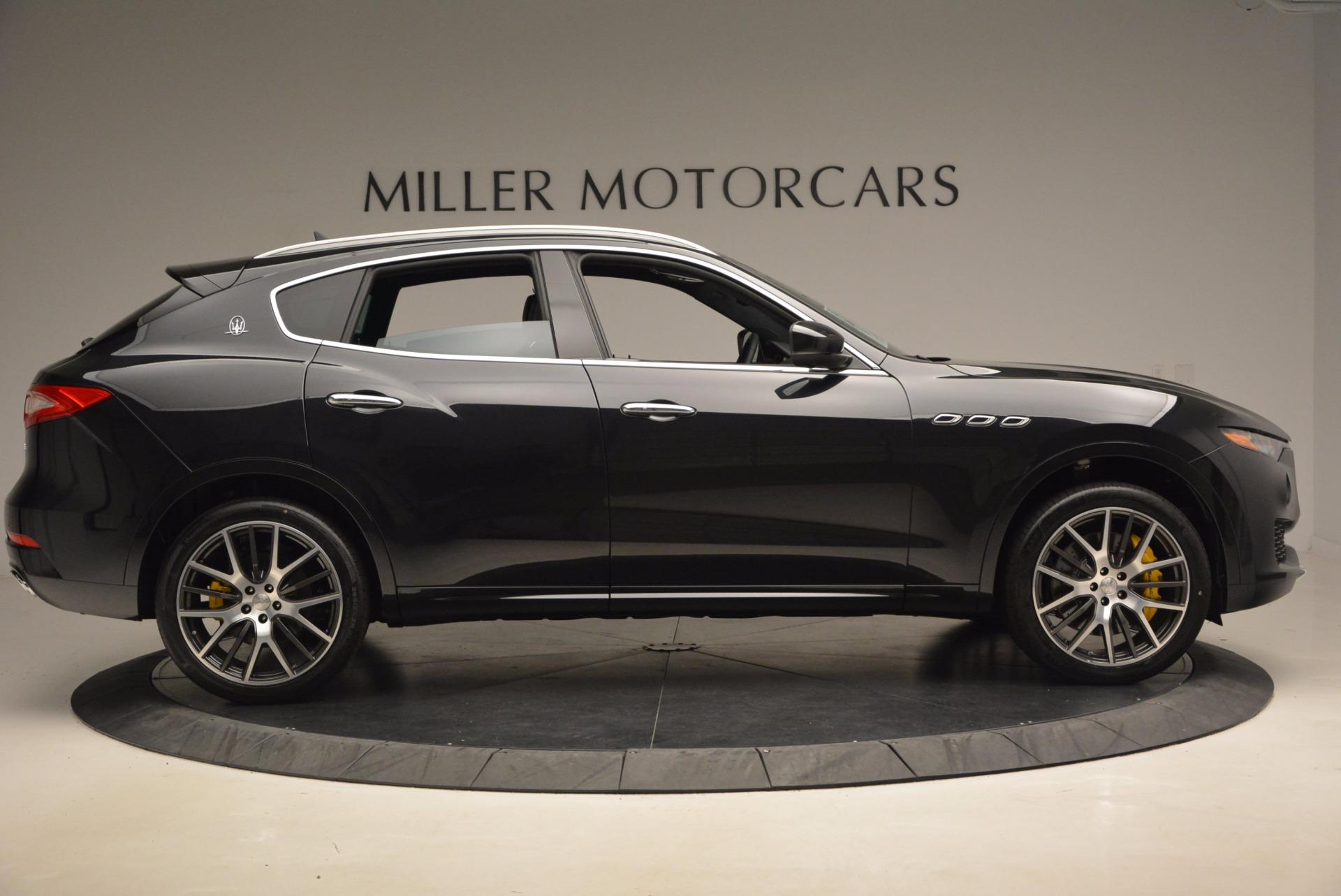 New 2017 Maserati Levante S For Sale In Greenwich, CT 1215_p9