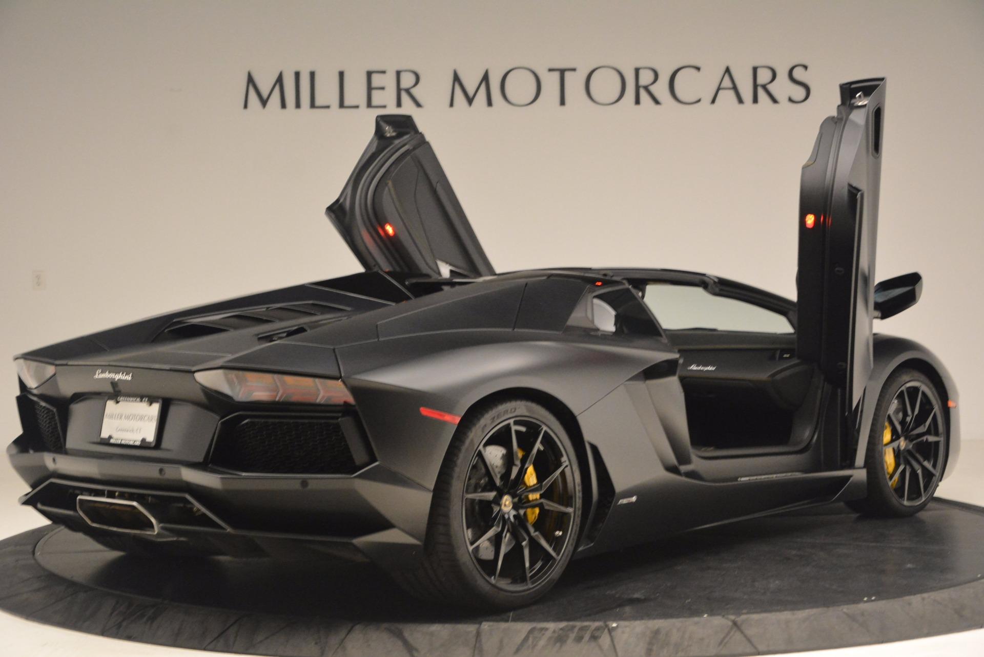 Used 2015 Lamborghini Aventador LP 700-4 For Sale In Greenwich, CT 1217_p16