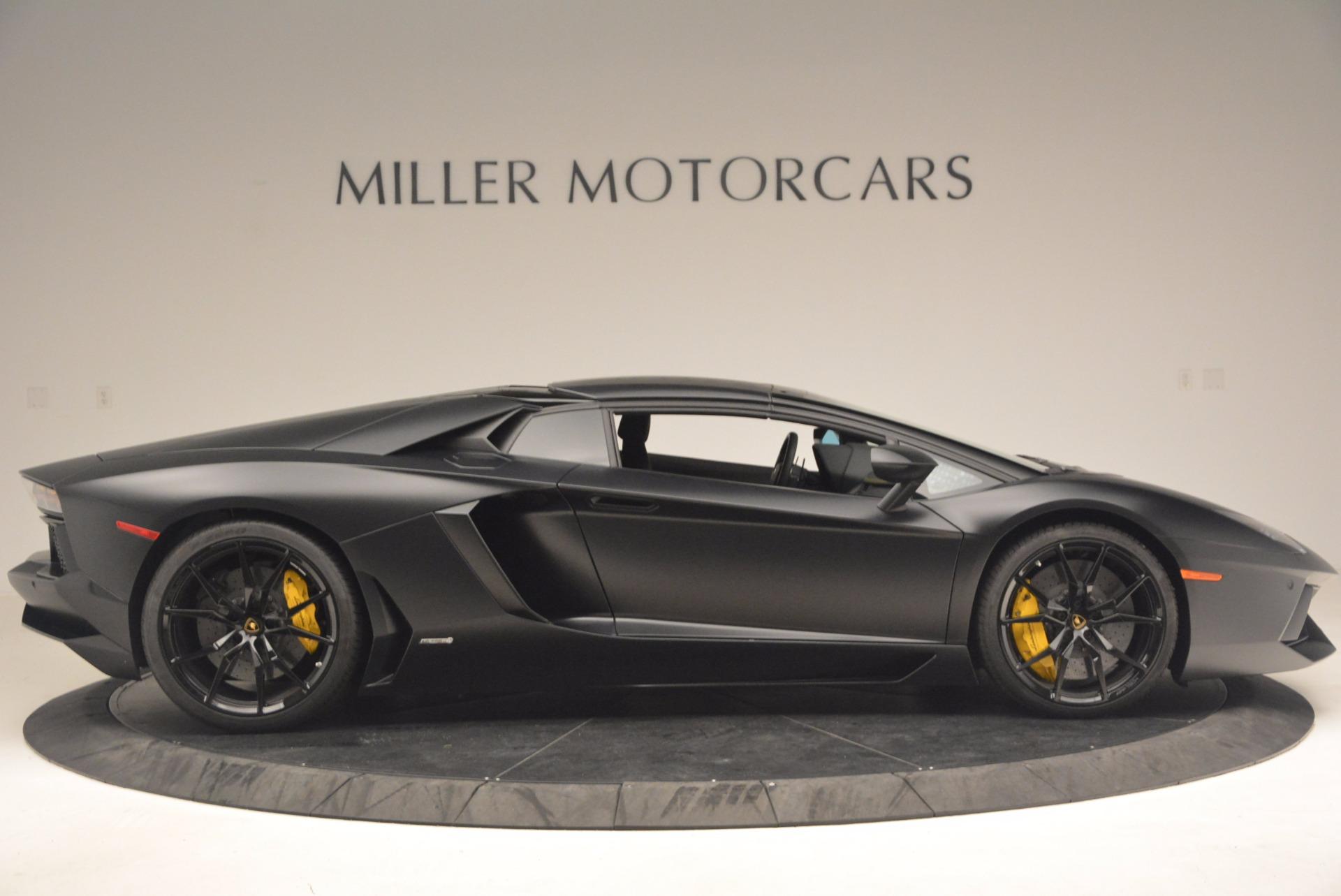 Used 2015 Lamborghini Aventador LP 700-4 For Sale In Greenwich, CT 1217_p20