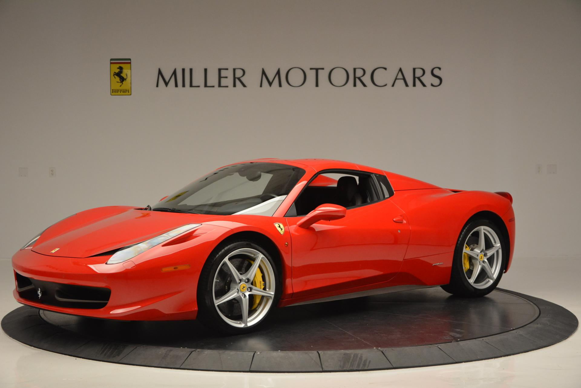 Used 2014 Ferrari 458 Spider  For Sale In Greenwich, CT 122_p14