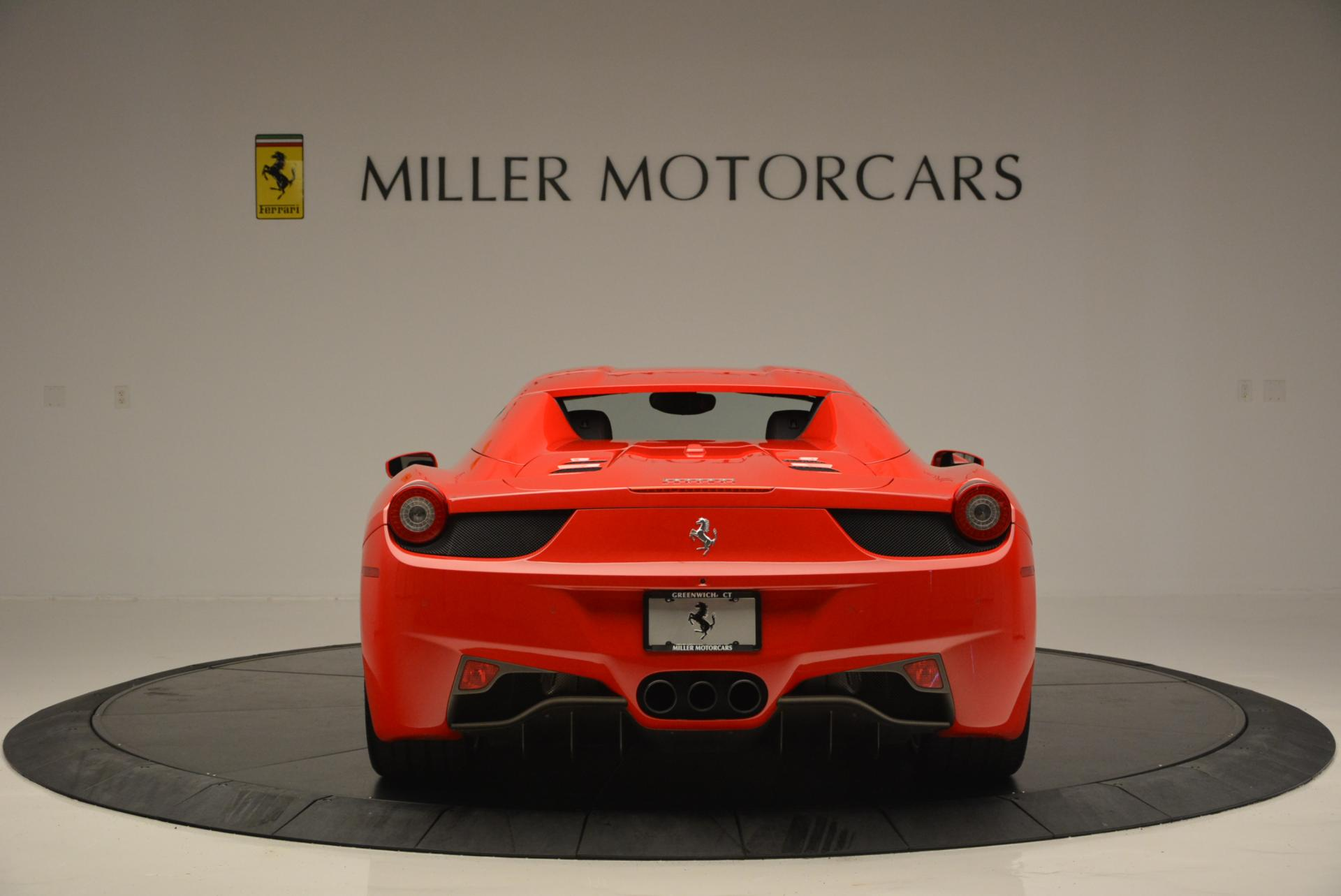 Used 2014 Ferrari 458 Spider  For Sale In Greenwich, CT 122_p18